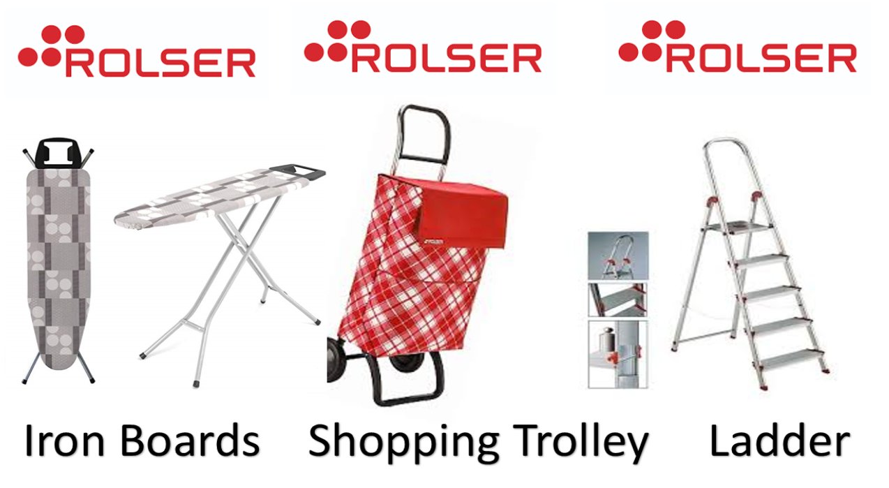 Rolser Shopping trolley